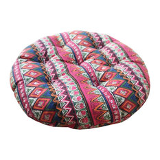 blancho bedding home living room decorative pillowsoft round chair padseat cushion