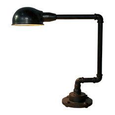 345 Table Lamp, Metal