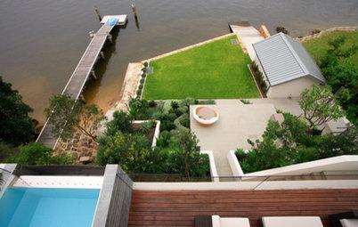 Garden Tour: Three Levels of Outdoor Living