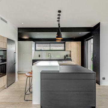 Maison contemporaine - 238m²