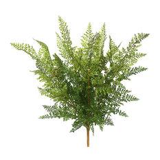 "26"" Green Fern Bush, Pack of 2"