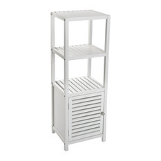 Bathroom Cabinet and Shelving Unit, Large