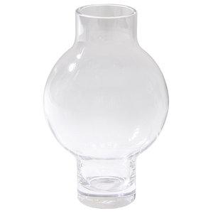 Exhibitionniste Crystal Glass Vase