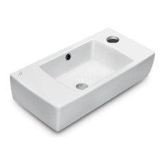 Wall Mount Bathroom Sink   50 Most Popular Modern Wall Mount Bathroom Sinks For 2019 Houzz