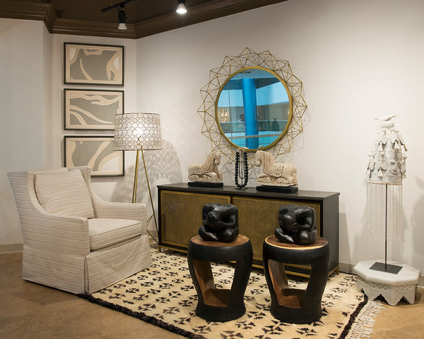 Contemporary Living Room by Mantra Furnishings