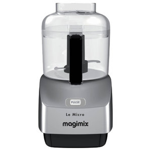 Magimix 'Le Micro' Mini Chopper Food Processor, Satin