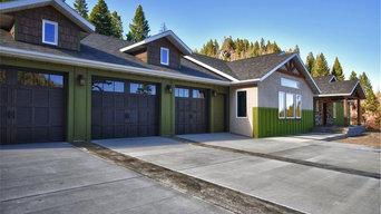 Custom Home, South Hills