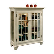 Philip Reinisch Co. Color Time Barlow Display Console, Sandshell White
