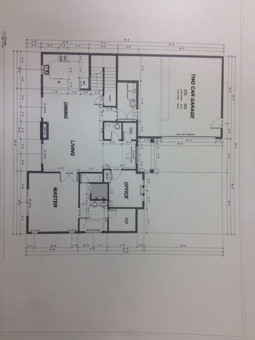 Help With House Plans Please