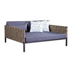 Asthina Outdoor Daybed   Outdoor Modern Furniture