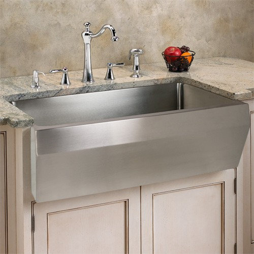 Since He Only Sells Fireclay Sinks And Has Never Heard Of Stainless Bib  Sinks, Iu0027m Questioning His Statement. Anyone Have Trouble With Ss Sinks?
