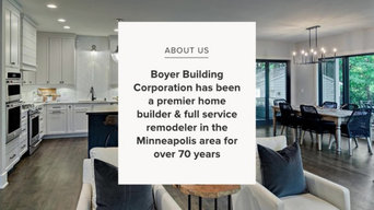 Company Highlight Video by Boyer Building Corporation