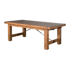 Vineyard Extension Table, Dry Leaf