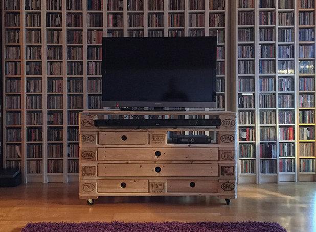 Shabby-Chic-Style TV-Schränke & Lowboards by Paletten-Jonny