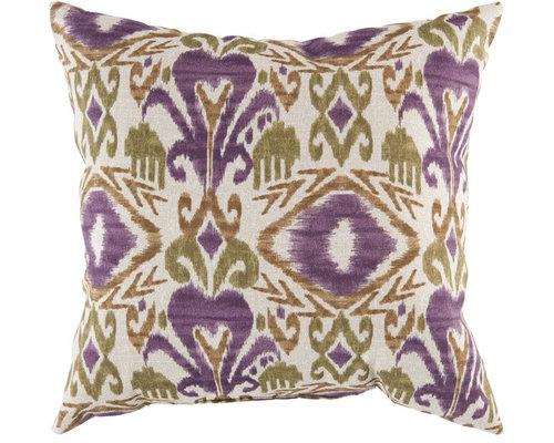 Storm- (ZZ-421) - Decorative Pillows