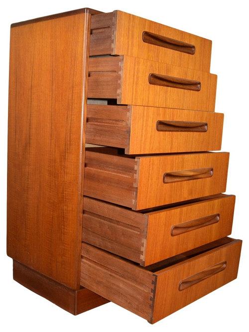 teak bedroom furniture. Mid Century 7 Piece Teak Bedroom Set by G Plan  Furniture Sets