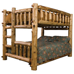 Cool Rustic Bunk Beds by Fireside Lodge Furniture