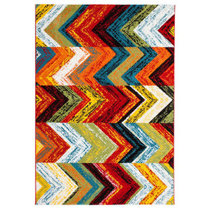 Avant Garde 249 Multi-Coloured Rug, 160x230 cm