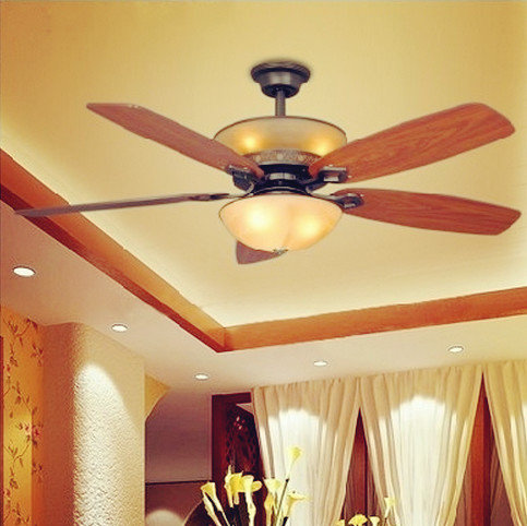 Antique Ceiling Fan Lights For Dining Room And Bedroom
