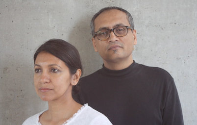 Life in Architecture: Nisha Mathew & Soumitro Ghosh