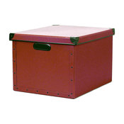 Cargo Naturals Dual File Box, Red Spice