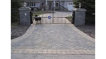 Driveway Construction Project