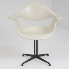 herman miller white chair by george nelson for herman miller 1960 brosthle - Herman Miller Schreibtischsthle
