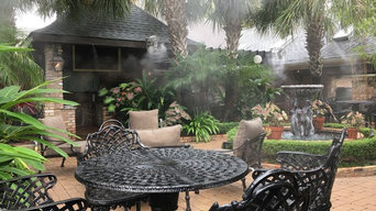 Courtyard Patio Misters