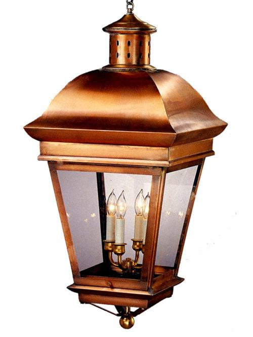 Copper Porch Lights