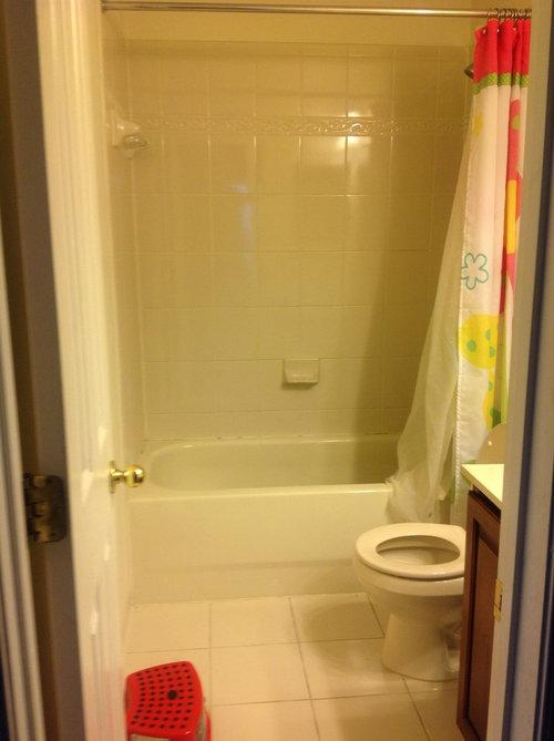 Almond Bathroom