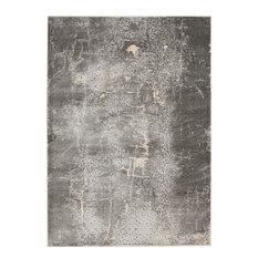 Charcoal Heritage Rug, 245x320 cm