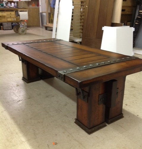 Industrial Metal and Wood - Products