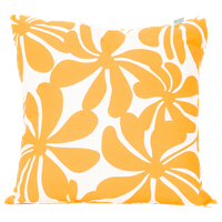 Yellow Plantation Large Pillow 20x20