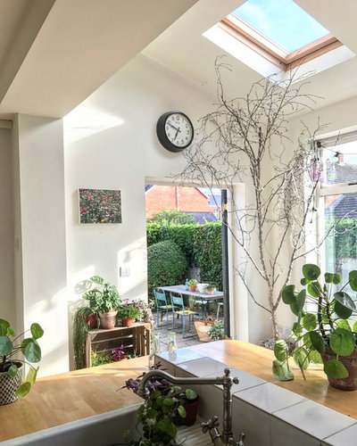 My Houzz: At Home With... Blogger And Stylist Dee Campling