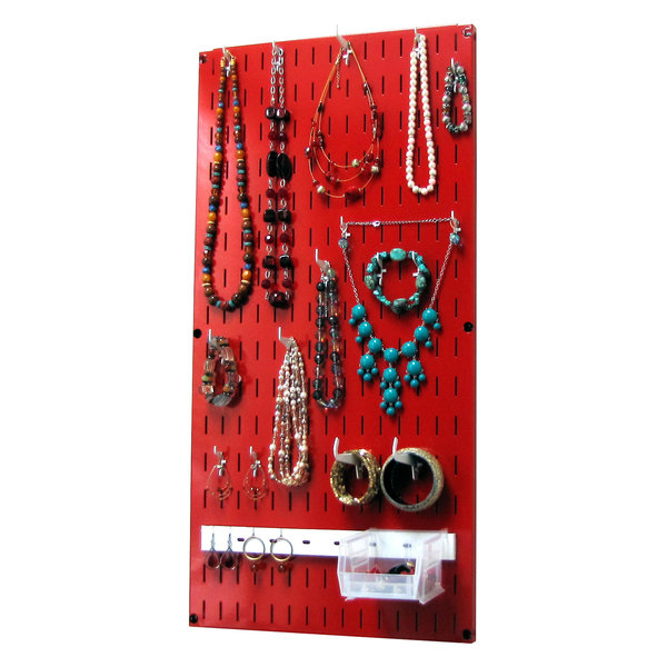 Pay for Wall Controls Jewelry Organizer WallMounted Hanging