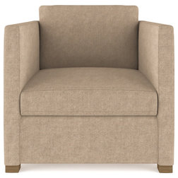 Transitional Armchairs And Accent Chairs by Tandem Arbor