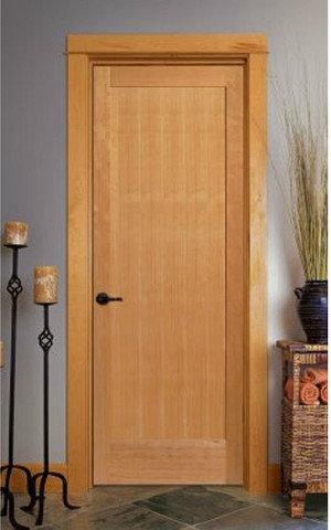 Craftsman Look For Interior Doors   Interior Doors