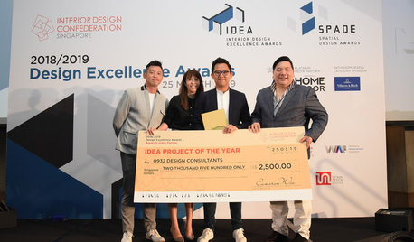 These are the Winning Designs from IDCS Design Excellence Awards