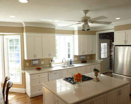 Kitchen Soffit Ideas Interesting Soffit Above Cabinets  Houzz Decorating Inspiration