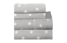 Lullaby Bedding Space Printed Sheet Set, Space Collection, Full