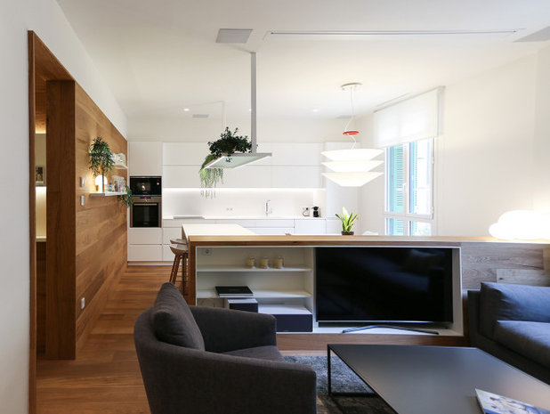 Moderno  by dom arquitectura