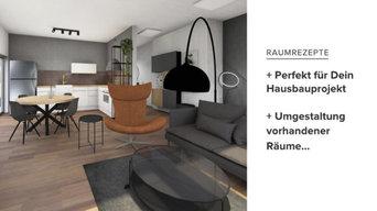 Highlight-Video von RAUMREZEPTE®  Online-Interior-Planungen
