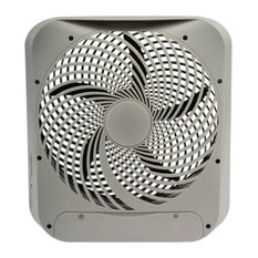 """O2-Cool® Fd10002A Dual Power Portable Fan With Ac Adapter, 10"""""""