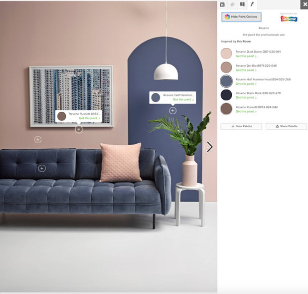 How to Find the Paint Colour Seen in a Photo on Houzz Do you often see