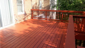 Decks and Deck Restoration