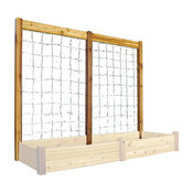 Gronomics Raised Garden Bed Trellis Kit