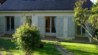 Maison familiale, conseil rénovation, couleur, aménagement et décoration