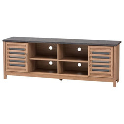 Industrial Entertainment Centers And Tv Stands by HedgeApple