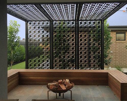 babylon decorative screen design - Decorative Screen