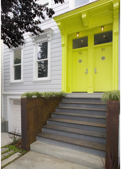 Front And Center Color When To Paint Your Door Yellow